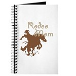 Rodeo Mom Wester Cowboy Cowgirl Journal