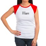 Pretty Soccer Mom Mother's Day Women's Cap Sleeve