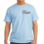 Pretty Soccer Mom Mother's Day Light T-Shirt