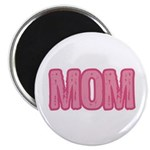 "Mom in Pink Mother's Day 2.25"" Magnet (10 pack)"