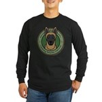 Love My Malinois Long Sleeve Dark T-Shirt