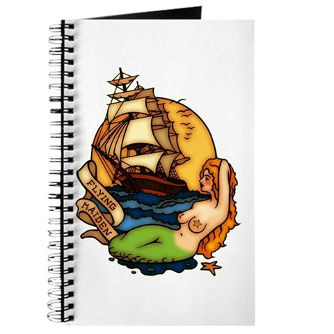 pirate ship tattoo. Mermaid n Pirate Ship Tattoo