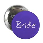 "Casual Bride 2.25"" Button (100 pack)"