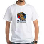 Homeless Pets White T-Shirt