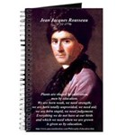 Jean Jacques Rousseau: Education Journal