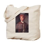 David Hume Philosophy Tote Bag