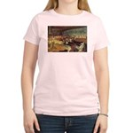 Cicero: Philosophy Religion Women's Pink T-Shirt