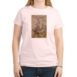 Lao Tzu Philosophy of Tao Women's Pink T-Shirt