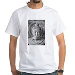 Buddha Buddhism Quote Picture White T-Shirt