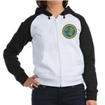 Everyday is Earth Day Women's Raglan Hoodie