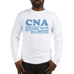 CNA Sweatin' With The Oldies Long Sleeve T-Shirt