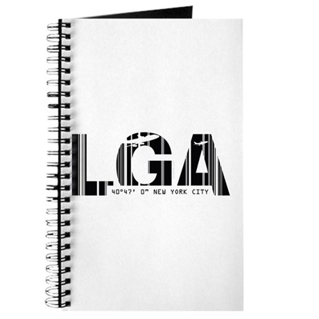 New York City LGA Airport Code Journal