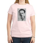 Erwin Schrodinger One Reality Women's Pink T-Shirt