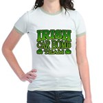 Irish Car Bomb Team Shamrock Jr. Ringer T-Shirt