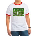 Irish Car Bomb Team Shamrock Ringer T