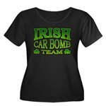 Irish Car Bomb Team Shamrock Women's Plus Size Sco