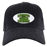 Irish You Were Irish Shamrock Black Cap
