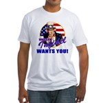 Uncle Infidel Wants You Fitted T-Shirt