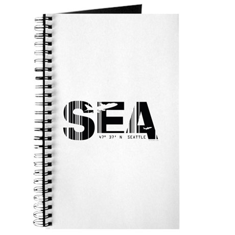 Seattle Washington SEA Air Wear Journal