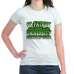 St. Patrick University Drinking Team Jr. Ringer T-