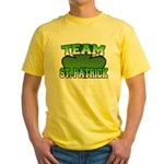 Team St. Patrick Yellow T-Shirt