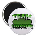 Team Leprechaun Magnet