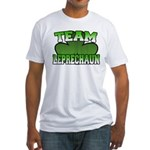 Team Leprechaun Fitted T-Shirt