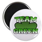 Team Green Magnet