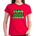 Team Green Women's Dark T-Shirt