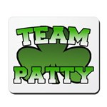 Team Patty Mousepad