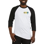 Peace Love Occupational Therapy Baseball Jersey