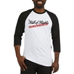 Bill of Rights Baseball Jersey
