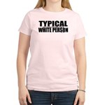 Typical White Person Women's Light T-Shirt