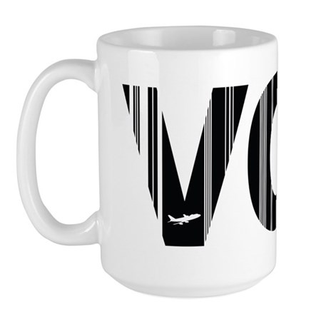 Venice Italy VCE Air Wear Large Mug