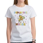 Bee Pediatric Nurse Women's T-Shirt
