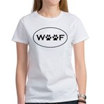 Woof Paws Women's T-Shirt