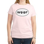 Woof Paws Women's Light T-Shirt
