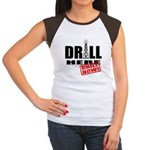 Drill Here and Now Women's Cap Sleeve T-Shirt