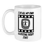 Occupational Therapy Stunts Mug