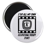 Occupational Therapy Stunts Magnet
