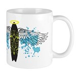"""Surf Angel: Tribe"" Mug"