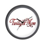 TwilightMom Wall Clock