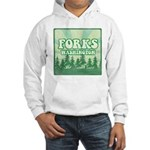 Twilight Forks Hooded Sweatshirt