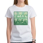 Twilight Forks Women's T-Shirt