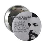 "Alexander Graham Bell 2.25"" Button (10 pack)"