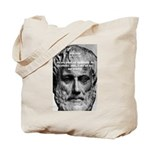 Greek Philosophy: Aristotle Tote Bag