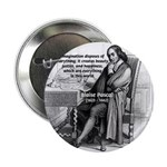 "Mathematics: Blaise Pascal 2.25"" Button (100 pack)"