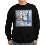 Deco Father of the Groom Sweatshirt (dark)
