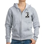 Mike Huckabee is my homeboy Women's Zip Hoodie