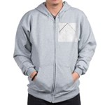 The Diamond Zone Zip Hoodie